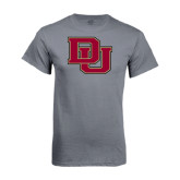 Charcoal T Shirt-DU