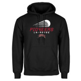 Black Fleece Hoodie-Pioneers Lacrosse Denver
