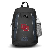 Impulse Black Backpack-DU