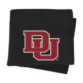 Black Sweatshirt Blanket-DU