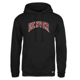 Russell DriPower Black Fleece Hoodie-Primary Mark