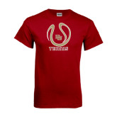 Cardinal T Shirt-Tennis Ball