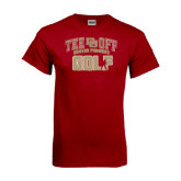 Cardinal T Shirt-Golf Tee Off