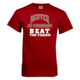 Cardinal T Shirt-Beat The Tigers