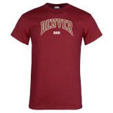 Cardinal T Shirt-Denver Dad