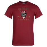 Cardinal T Shirt-Denver Hockey