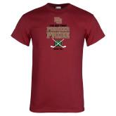 Cardinal T Shirt-Pioneer Pride Hockey