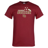Cardinal T Shirt-Pioneers Soccer