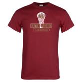 Cardinal T Shirt-DU Lacrosse