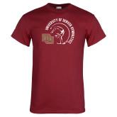 Cardinal T Shirt-DU Gymnastics