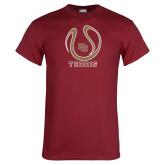 Cardinal T Shirt-DU Tennis