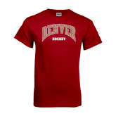 Cardinal T Shirt-Hockey
