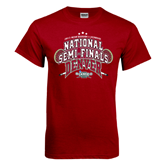 Final Four Lacrosse T Shirt-2013 NCAA Denver Lacrosse Semi-Finals
