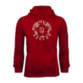 Cardinal Fleece Hood-Soccer Circle