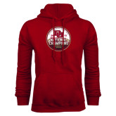 Cardinal Fleece Hood-2015 National Champions