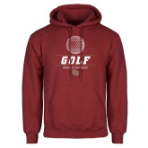 Cardinal Fleece Hoodie-Denver Golf