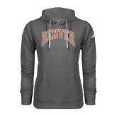 Adidas Climawarm Charcoal Team Issue Hoodie-Arched Denver