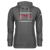 Adidas Climawarm Charcoal Team Issue Hoodie-Denver