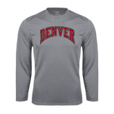 Syntrel Performance Steel Longsleeve Shirt-Arched Denver