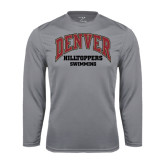 Syntrel Performance Steel Longsleeve Shirt-Hilltoppers