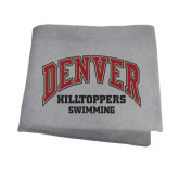 Grey Sweatshirt Blanket-Hilltoppers