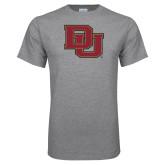 Grey T Shirt-DU