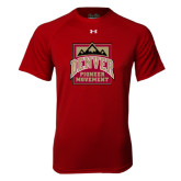 Under Armour Cardinal Tech Tee-Pioneer Movement