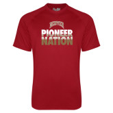 Under Armour Cardinal Tech Tee-Pioneer Nation