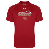 Under Armour Cardinal Tech Tee-Pioneers Soccer