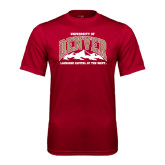 Syntrel Performance Cardinal Tee-Lacrosse Capital of the West