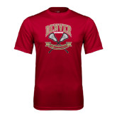 Syntrel Performance Cardinal Tee-Lacrosse 50th Anniversary