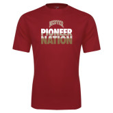 Syntrel Performance Cardinal Tee-Pioneer Nation