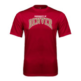 Syntrel Performance Cardinal Tee-Arched University of Denver