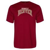 Performance Cardinal Tee-University of Denver