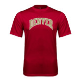Syntrel Performance Cardinal Tee-Arched Denver 2 Color Version