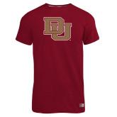 Russell Cardinal Essential T Shirt-DU