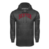 Under Armour Carbon Performance Sweats Team Hood-Arched University of Denver