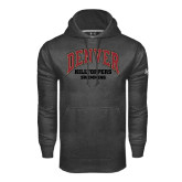 Under Armour Carbon Performance Sweats Team Hood-Hilltoppers