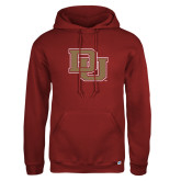 Russell DriPower Cardinal Fleece Hoodie-DU