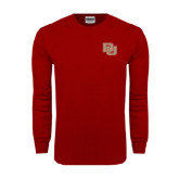 Cardinal Long Sleeve T Shirt-DU