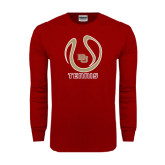 Cardinal Long Sleeve T Shirt-Tennis Ball