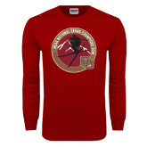 Cardinal Long Sleeve T Shirt-2016 National Skiing Champs