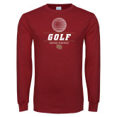 Cardinal Long Sleeve T Shirt-Denver Golf