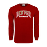 Cardinal Long Sleeve T Shirt-Gymnastics