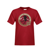 Youth Cardinal T Shirt-2016 National Skiing Champs