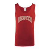 Cardinal Tank Top-Arched Denver
