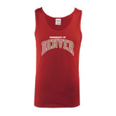 Cardinal Tank Top-Arched University of Denver