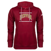 Adidas Climawarm Cardinal Team Issue Hoodie-Denver