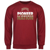 Cardinal Fleece Crew-Pioneer Nation