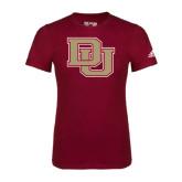 Adidas Cardinal Logo T Shirt-DU